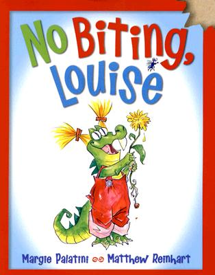 No Biting, Louise Cover