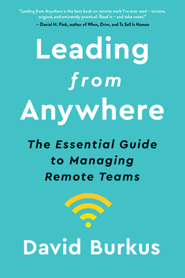 Leading from Anywhere: The Essential Guide to Managing Remote Teams Cover Image