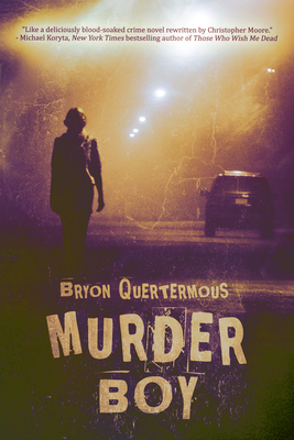 Murder Boy (Dominick Prince #1) Cover Image