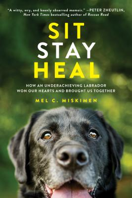 Sit Stay Heal: How an Underachieving Labrador Won Our Hearts and Brought Us Together Cover Image