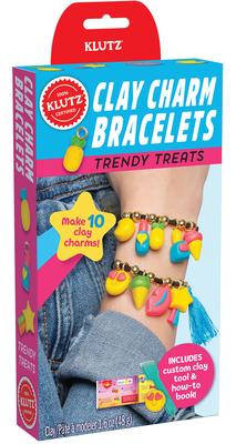 Mini Kit: Clay Charm Bracelets Trendy Treats Cover Image
