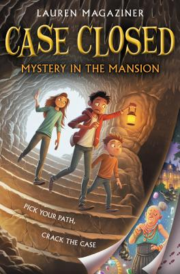 Case Closed #1: Mystery in the Mansion Cover Image