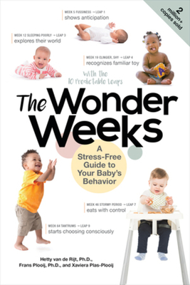 The Wonder Weeks: A Stress-Free Guide to Your Baby's Behavior Cover Image