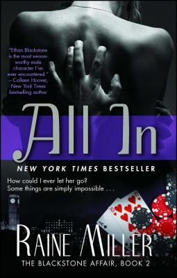 All In: The Blackstone Affair, Book 2 Cover Image