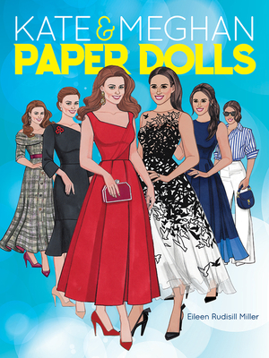 Kate and Meghan Paper Dolls (Dover Paper Dolls) Cover Image