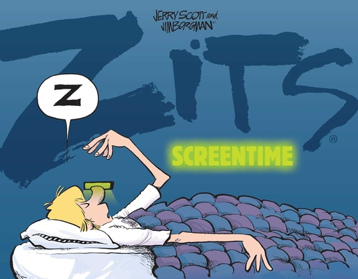 Screentime (Zits) Cover Image