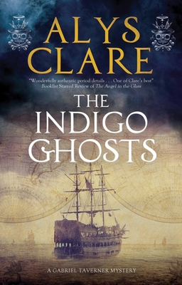 The Indigo Ghosts Cover Image