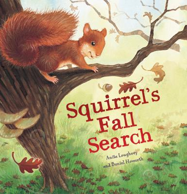 Squirrel's Fall Search (Animal Seasons) Cover Image