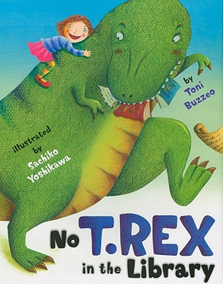 No T. Rex in the Library Cover