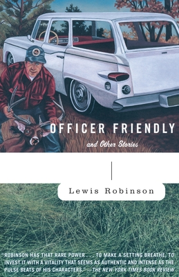 Officer Friendly: and Other Stories Cover Image
