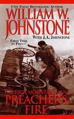 Preacher's Fire (Preacher/First Mountain Man #16) Cover Image