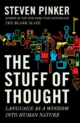 The Stuff of Thought Cover
