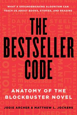 The Bestseller Code Cover