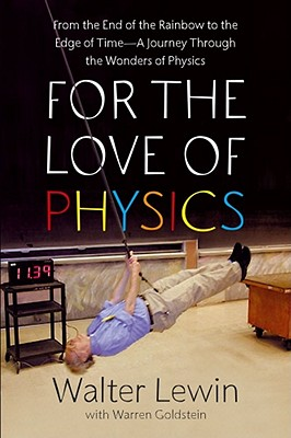 For the Love of Physics Cover