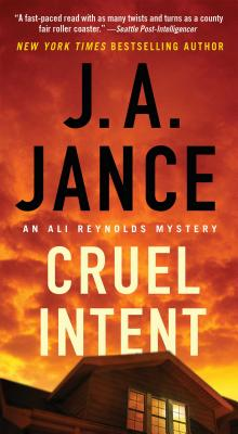 Cruel Intent (Ali Reynolds Series #4) Cover Image