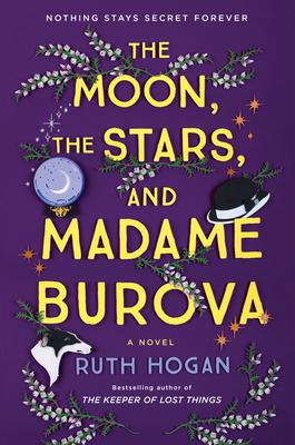 The Moon, the Stars, and Madame Burova: A Novel Cover Image