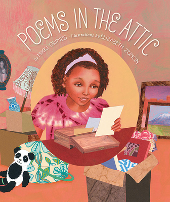 Poems in the Attic Cover