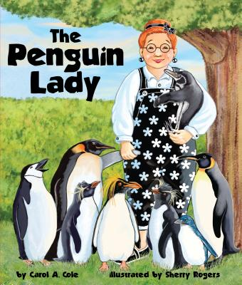 The Penguin Lady Cover
