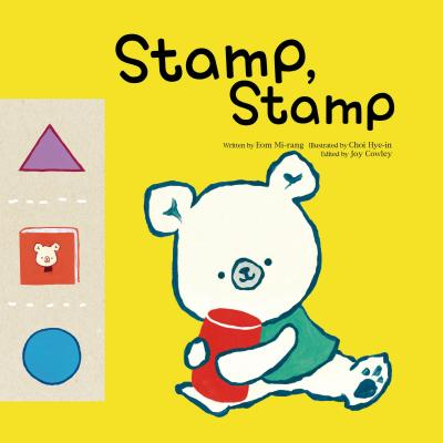 Stamp, Stamp (Step Up -- Math) Cover Image