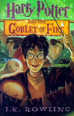 Harry Potter and the Goblet of Fire (Thorndike Young Adult) Cover Image