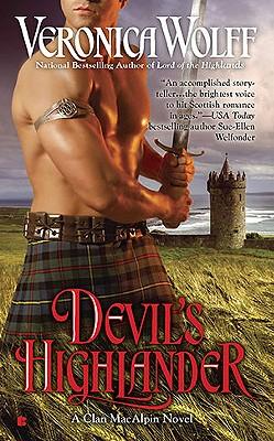 Cover for Devil's Highlander (A Clan MacAlpin Novel #1)