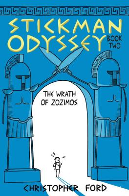 Cover for Stickman Odyssey, Book 2