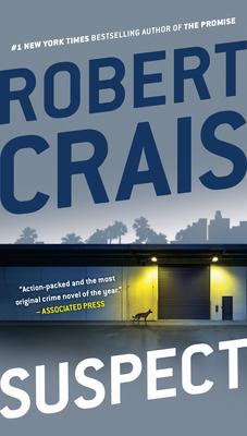 Suspect (An Elvis Cole and Joe Pike Novel) Cover Image