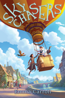 Sky Chasers Cover Image