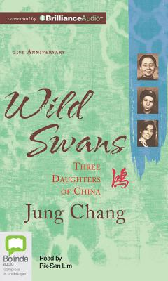 Cover for Wild Swans