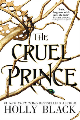 The Cruel Prince (The Folk of the Air #1) Cover Image