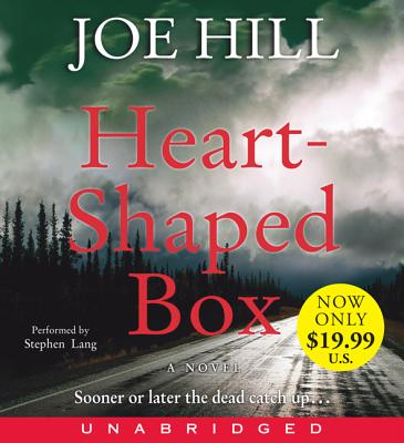 Heart-Shaped Box Low Price CD Cover Image