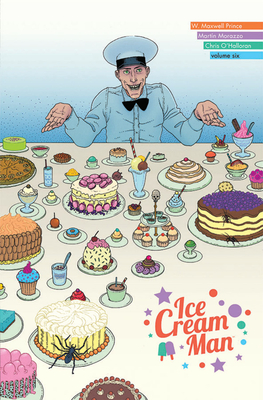 Ice Cream Man, Volume 6: Just Desserts Cover Image