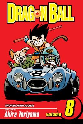 Dragon Ball, Vol. 08 cover image
