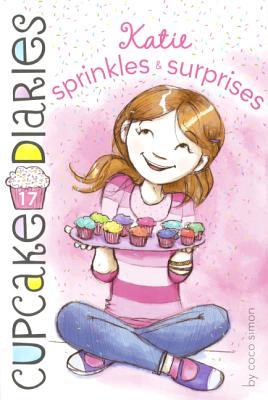 Katie Sprinkles & Surprises (Cupcake Diaries #17) Cover Image