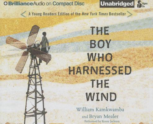 The Boy Who Harnessed the Wind: Young Readers Edition Cover Image
