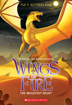 Wings of Fire Book Five: The Brightest Night Cover Image