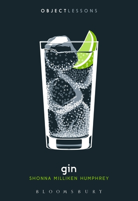 Gin (Object Lessons) Cover Image
