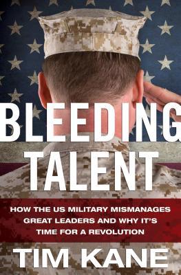 Bleeding Talent Cover