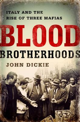 Blood Brotherhoods Cover