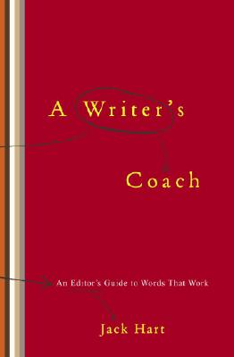 A Writer's Coach Cover