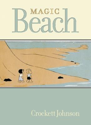 Magic Beach Cover
