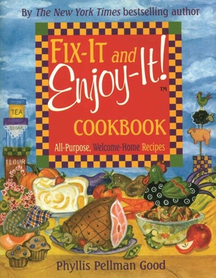 Fix-It and Enjoy-It! Cookbook Cover