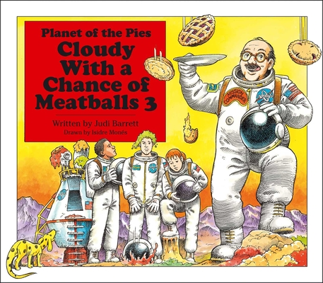 Cloudy with a Chance of Meatballs 3 Cover