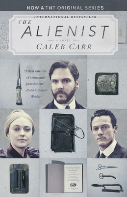 The Alienist (TNT Tie-in Edition): A Novel (The Alienist Series #1)