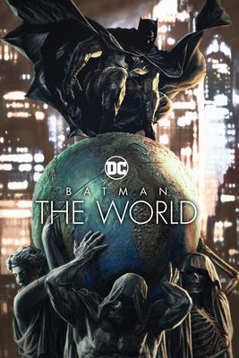 Batman: The World Cover Image