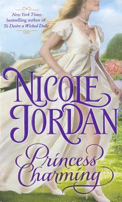 Princess Charming: A Legendary Lovers Novel Cover Image
