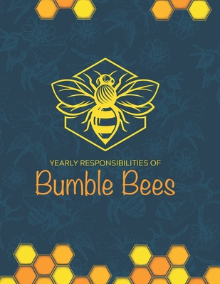 Yearly Responsibilities of Bumble Bees Cover Image