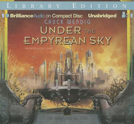 Under the Empyrean Sky (Heartland Trilogy #1) Cover Image