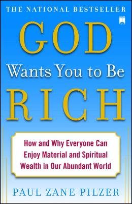Cover for God Wants You to Be Rich