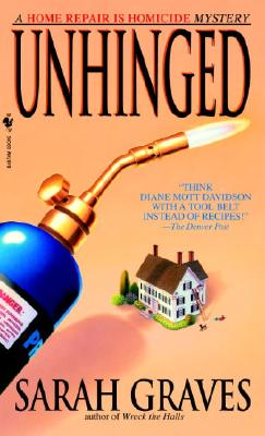 Unhinged Cover